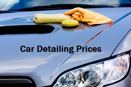 Car Detailing Prices Near Me & Average Cost