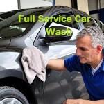 Full service car wash image