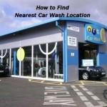 Nearest car wash 11