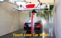 Touchless car wash ima