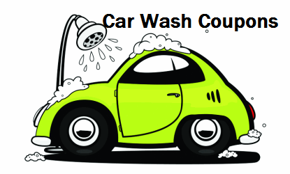 Car Wash Coupons Deals And Discounts