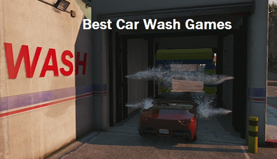 Car Wash Games For Kids Boys and Girls Online Free