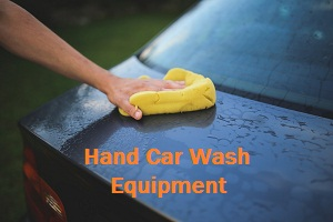 Hand Car wash Equipment And Tips
