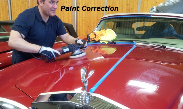 Paint Correction Near Me - Car Detailing Near Me