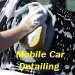Mobile car detailing business