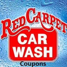 Red Carpet Car Wash Coupons February 2019